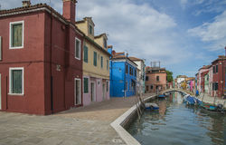 In Burano Stock Photos