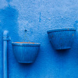 Burano, Venecia, Italia Fotos de archivo libres de regalías