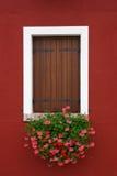 Burano - Venetië - 1 Stock Afbeeldingen