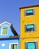 Burano, Venezia Italy Stock Image