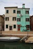 burano Venice Obrazy Stock