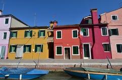 Burano, Venice Zdjęcie Stock