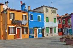 Burano, Venice Royalty Free Stock Image