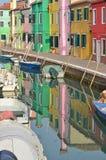 Burano, Venice Royalty Free Stock Photography