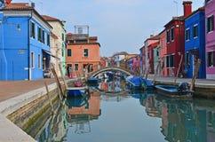 Burano, Venice Royalty Free Stock Photos