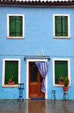 Burano, Venice, Italy Royalty Free Stock Photos