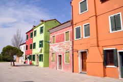 Burano, Venice, Italy Stock Photo