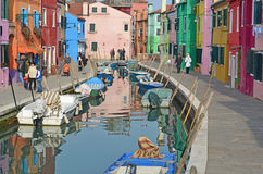 Burano, Venice Stock Photos
