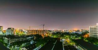 Burapha-Universität Lizenzfreie Stockfotografie