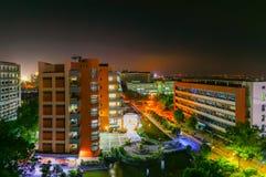 Burapha universitet Royaltyfri Bild