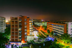Burapha university Royalty Free Stock Image
