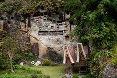 Burattini che custodicono le tombe Fotografia Stock Libera da Diritti