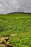 Burbage valley Royalty Free Stock Photography