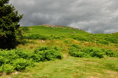 Burbage valley Stock Photography
