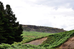 Burbage valley Royalty Free Stock Image