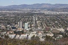 Burbank Californië Stock Foto's