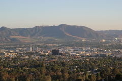 Burbank-Glendale Califórnia imagem de stock royalty free