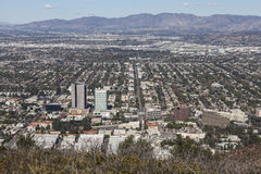 Burbank Kalifornien Arkivfoton