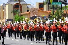 Burbank On Parade Royalty Free Stock Photo