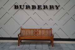 Burberry Stock Photos