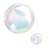 Burbuja Foto de archivo libre de regalías