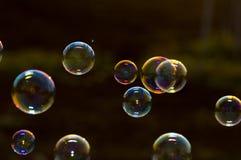 Burbuja Imágenes de archivo libres de regalías