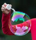 Burbuja Fotos de archivo libres de regalías
