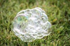 Burbuja abstracta Foto de archivo libre de regalías