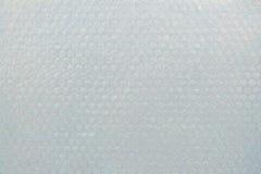 Burbuja de aire del polietileno Imágenes de archivo libres de regalías