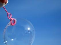 Burbuja de jabón Fotos de archivo