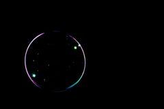 Burbuja de jabón fotografía de archivo libre de regalías