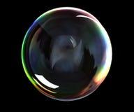 Burbuja de jabón Foto de archivo