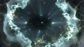 Burbuja de la deformación, burbuja del espacio-tiempo libre illustration