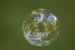 Burbuja de Swirly imagenes de archivo