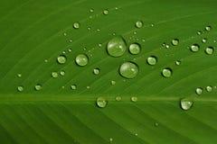 Burbuja del agua Fotografía de archivo