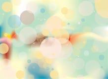 Burbuja del bebé ilustración del vector