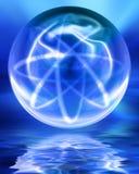 Burbuja del plasma ilustración del vector