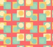 Burbuja en modelo inconsútil de las cajas Imagenes de archivo