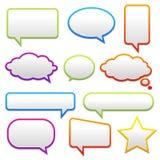 Burbuja móvil Imagen de archivo libre de regalías