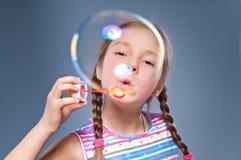 Burbuja muy grande imagen de archivo