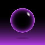 Burbuja transparente Foto de archivo libre de regalías