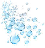 Burbujas Fotos de archivo