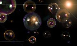 burbujas Imagen de archivo
