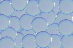 burbujas Imagenes de archivo