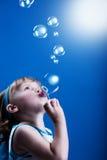 Burbujas Fotografía de archivo libre de regalías