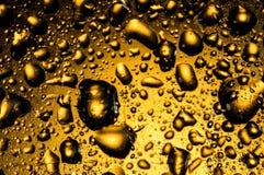 Burbujas abstractas Foto de archivo