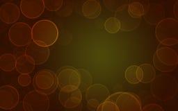 Burbujas abstractas del fondo Fotografía de archivo libre de regalías