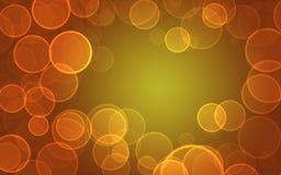 Burbujas abstractas del fondo Imagen de archivo libre de regalías