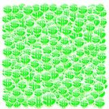 Burbujas con las muestras de dólar Fotos de archivo libres de regalías