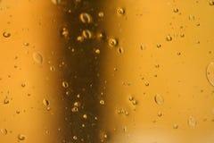 Burbujas de cristal Imagen de archivo libre de regalías